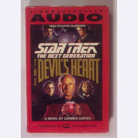 Star Trek TNG: The Devil's Heart cassette tapebook