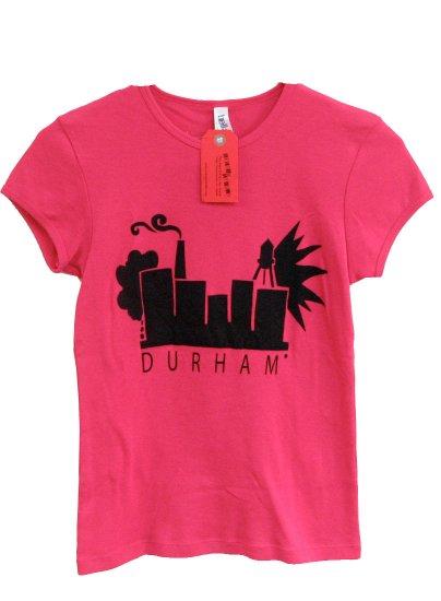 Durham Skyline (women's t-shirt)