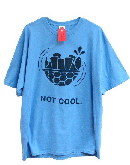 Not Cool (men's t-shirt)