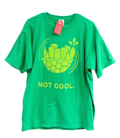 Not Cool (men's t-shirt)