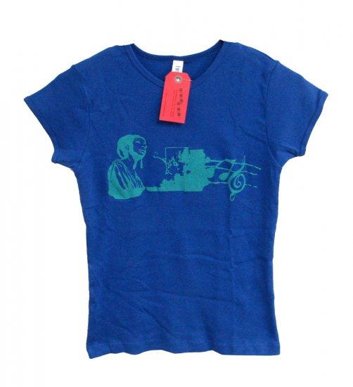 Nina Simone (women's t-shirt)