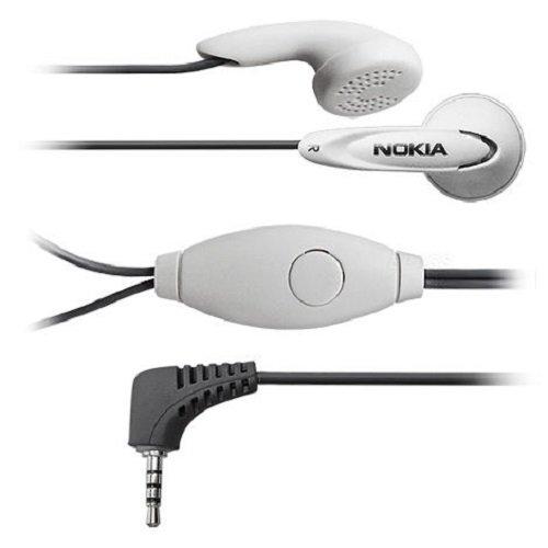 BRAND NEW NOKIA HS-7 OEM Dual headset N-Gage/6010/3600/3650/6030/8801/7280/7370