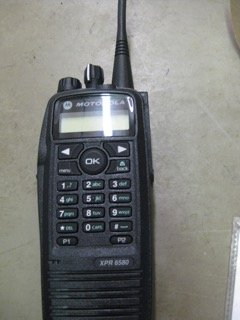 Used Motorola XPR6580 (No Accessory)