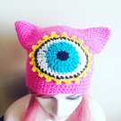 Third Eye Cat Ear Beanie