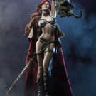 SIDESHOW EXCLUSIVE RED SONJA Premium FORMAT  STATUE Sealed