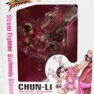 Kotobukiya Street Fighter - CHUN LI Bishoujo Pink Costume Limited Edition Figure