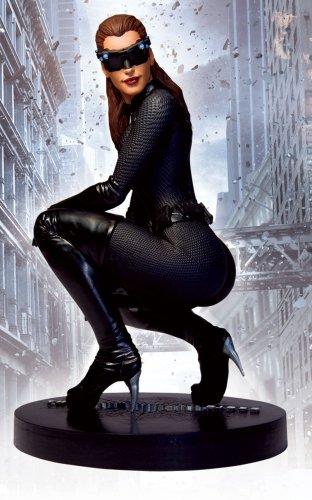 Catwoman Icon Statue Dark Knight Rises DC Collectibles NEW