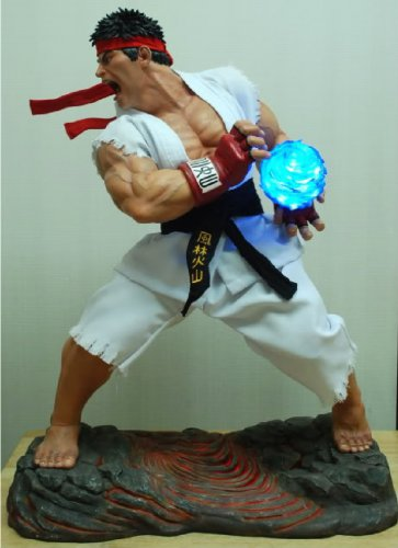 Street Fighter RYU Half scale statue