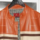 Vintage Cole Haan lambskin jacket  old Model , LEATHER JACKET LARGE Very rare