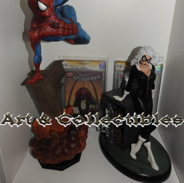 Two Amazing Spider-Man CGC SS Stan Lee 9.8 (2014) #1 Wizard World Atlanta