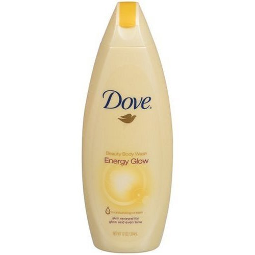 Dove Energy Glow Moisturizing Body Wash 2 Pk