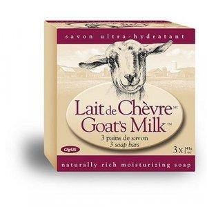 Canus Goat's Milk Bar Soap 12 Bars