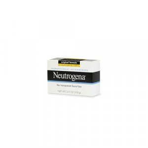 Neutrogena Fragrance Free Transparent Facial Bars 8 pk