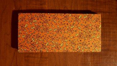Orange Splash Magic Moneybook