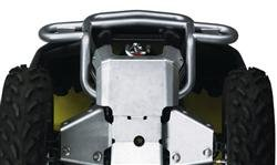 2008 King Quad 450 Skid Plate Set (Front Shroud)