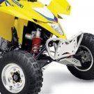 2008 QuadRacer R450 Large Front Bumper