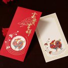 6 Chinese New Year of the Rooster Red Envelopes / Money Envelopes / Red Packets