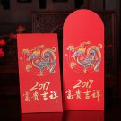 10 Chinese New Year of the Rooster Red Envelopes / Money Envelopes / Red Packets