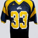 Toledo Rockets Replica Jersey - Blue - Adult Medium (M)