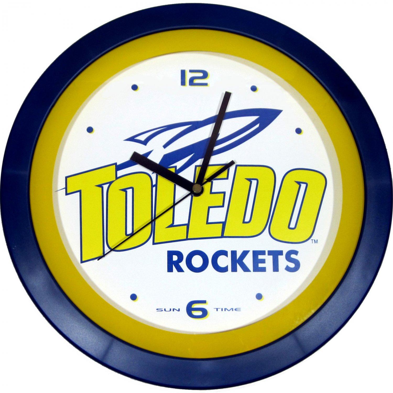 Toledo Rockets Wall Clock