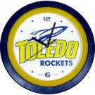Toledo Rockets Wall Clock