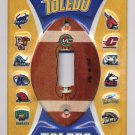 Toledo Rockets Wall Switch Plate