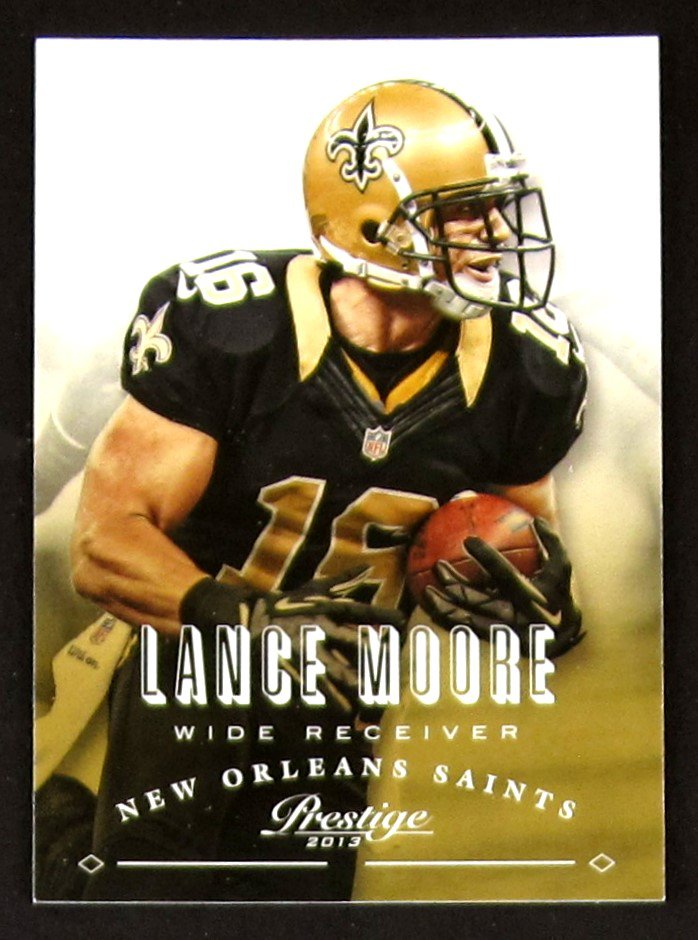 Lance Moore 2013 Panini Prestige #122