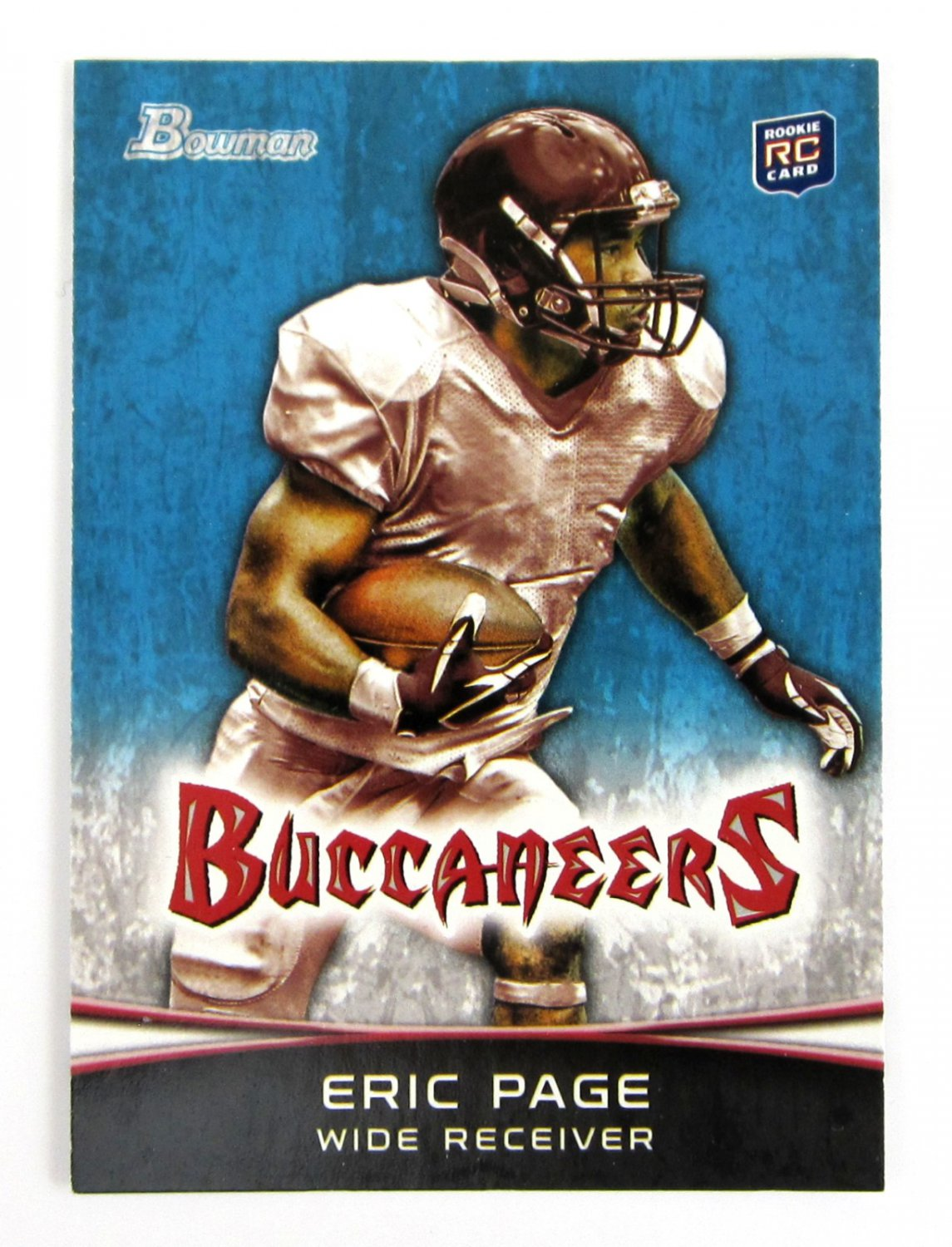 Eric Page 2012 Bowman #141 Rookie Card