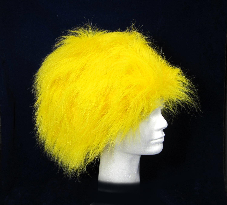 Spirit Wig - Yellow