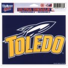 Toledo Rockets Multi-Use Vinyl Decal