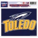 Toledo Rockets Multi-Use Vinyl Decal