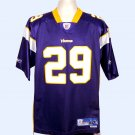 Chester Taylor Vikings Jersey - Purple - Adult XL - Sewn Lettering