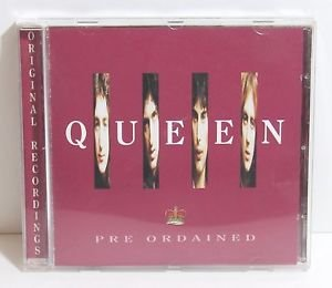 Queen Pre Ordained CD Original Recordings Mad TheSwine DayTalkiesCame SteponMe