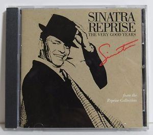 Frank Sinatra : Reprise The Very Good Years Collection CD includes booklet