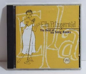 Ella Fitzgerald The Best Of The Song Books CD Bewitching Miss Otis Can't take th