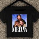 Nirvana Hanson T-shirt Nirvana Hanson Crop Top Nirvana Hanson Crop Tee NH#01