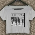 The 1975 Band T-shirt The 1975 Band Crop Top The 1975 Band Crop Tee 75#02