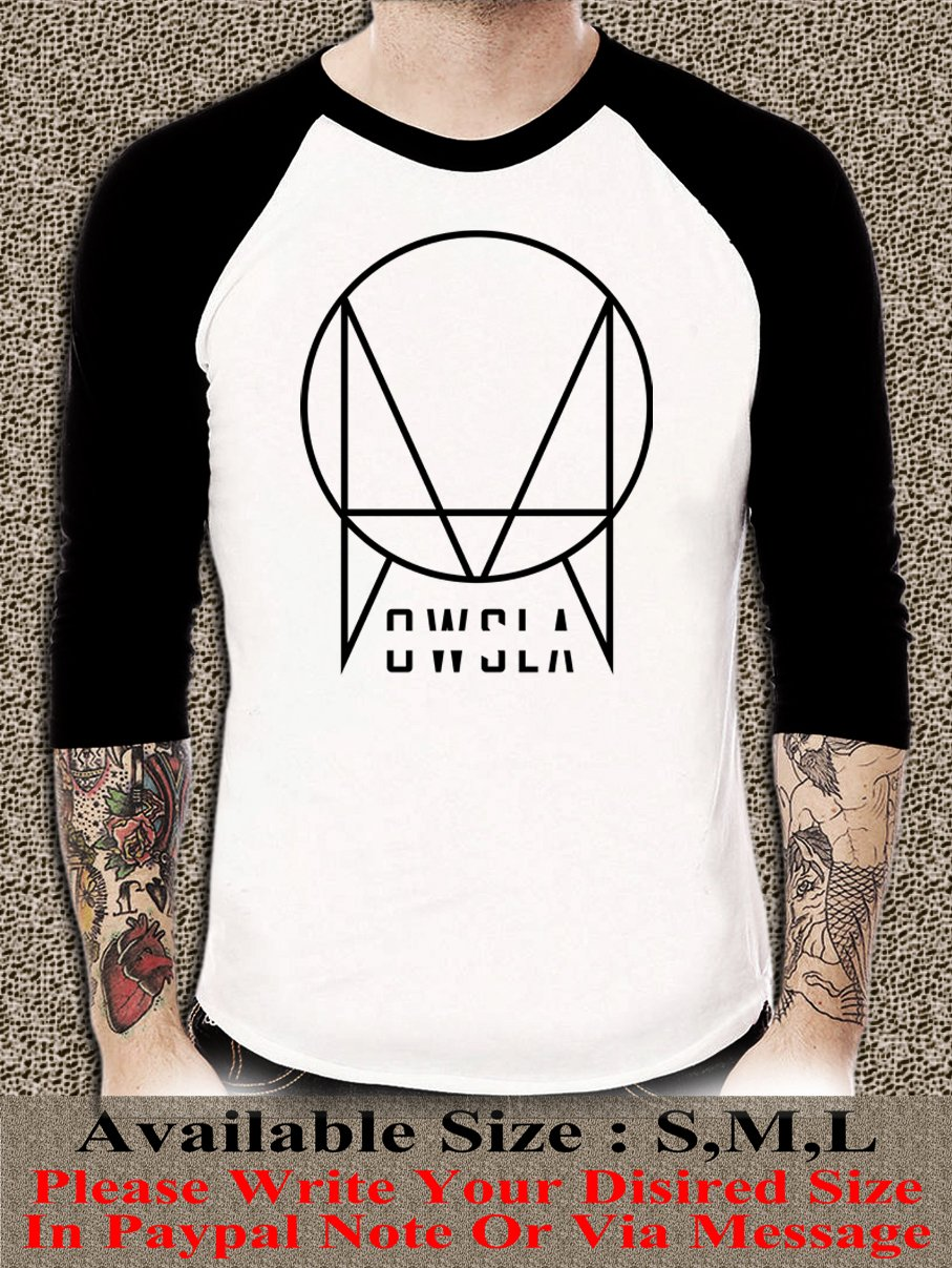 OWSLA Shirt OWSLA Unisex Adults Tshirt Any Size OWSR#002