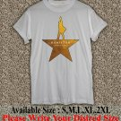 Hamilton American Musical Broadway T Shirt Size : S,M,L,XL,2XL HM02