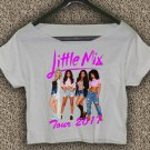 Little mix Tour 2017 T-shirt Little mix Tour 2017 Crop Top Little mix Crop Tee LM#02
