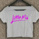 Little mix Tour 2017 T-shirt Little mix Tour 2017 Crop Top Little mix Crop Tee LM#04