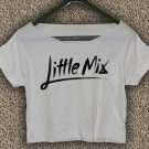 Little mix Tour 2017 T-shirt Little mix Tour 2017 Crop Top Little mix Crop Tee LM#05