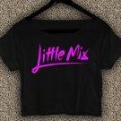 Little mix Tour 2017 T-shirt Little mix Tour 2017 Crop Top Little mix Crop Tee LM#06