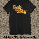 Rob & Big star Christopher Boykin' U.S. Navy Big Black UFC Logo Men's T-Shirt RB01