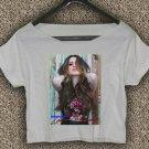LAURA MARANO T-shirt LAURA MARANO Crop Top LAURA MARANO Boombox Crop Tee LM#05