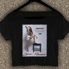 LAURA MARANO T-shirt LAURA MARANO Crop Top LAURA MARANO Boombox Crop Tee LM#07