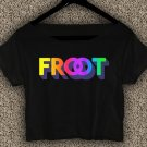 FROOT Marina and the diamonds T-shirt FROOT Crop Top FROOT Crop Tee FRT#01
