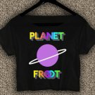 FROOT Marina and the diamonds T-shirt FROOT Crop Top FROOT Crop Tee FRT#02