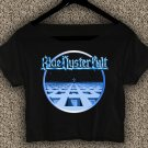 New Blue Oyster Cult Album T-shirt Blue Oyster Cult Crop Top Blue Oyster Cult Crop Tee BOC#01