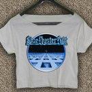 New Blue Oyster Cult Album T-shirt Blue Oyster Cult Crop Top Blue Oyster Cult Crop Tee BOC#02